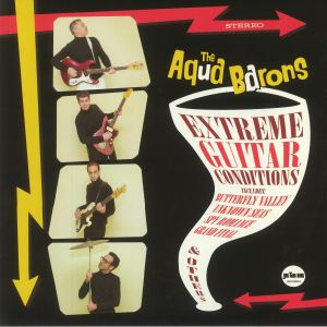 AQUA BARONS, The - Extreme Guitar Conditions