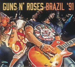 GUNS N ROSES - Brazil '91