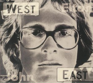 JOHN, Elton - From West To East: Live At The Fillmore 1970
