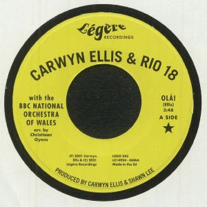 ELLIS, Carwyn & RIO 18 with THE BBC NATIONAL ORCHESTRA OF WALES - Ola!