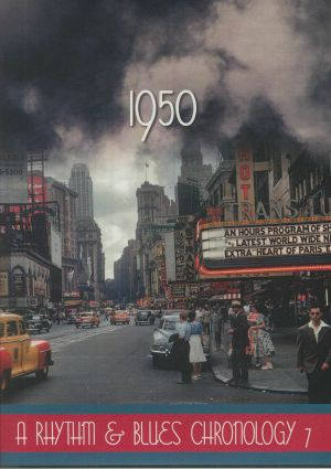 VARIOUS - A Rhythm & Blues Chronology 7: 1950