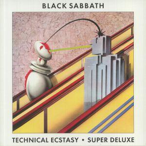 BLACK SABBATH - Technical Ecstasy (Super Deluxe Edition)