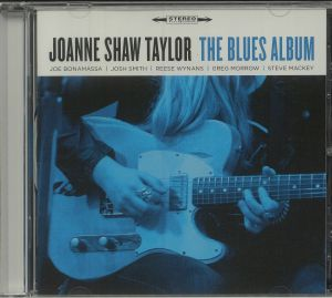 SHAW TAYLOR, Joanne - The Blues Album