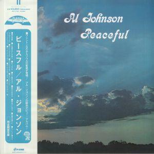 JOHNSON, Al - Peaceful (reissue)