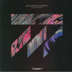 BALTHAZAR/JACKROCK - Age Of Freedom EP