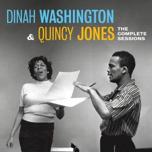 WASHINGTON, Dinah/QUINCY JONES - The Complete Sessions