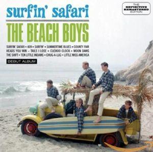 BEACH BOYS, The - Surfin' Safari