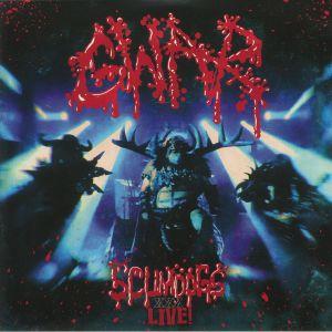GWAR - Scumdogs XXX Live