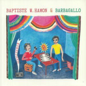 HAMON, Baptiste W/BARBAGALLO - Barbaghamon