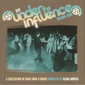 ARPELS, Alena/VARIOUS - Under The Influence Vol 9