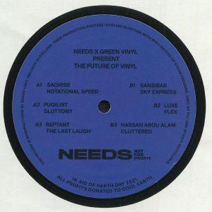 SAOIRSE/PUGILIST/REPTANT/SANSIBAR/LUXE/HASSAN ABOU ALAM - Needs x GVR present The Future Of Vinyl