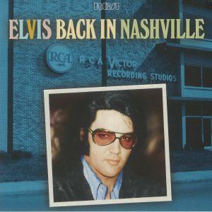 PRESLEY, Elvis - Elvis: Back In Nashville