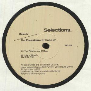 DEMUIR - The Persistence Of Hope EP