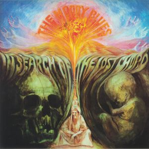 MOODY BLUES, The - In Search Of The Lost Chord (reissue)