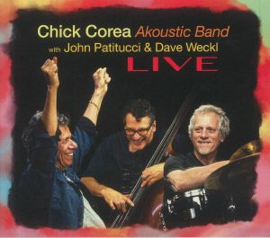 CHICK COREA - Akoustic Band: Live