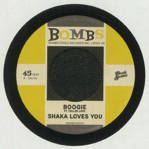 SHAKA LOVES YOU - Boogie