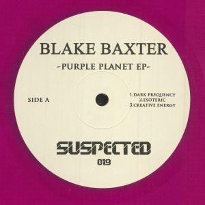BAXTER, Blake - Purple Planet EP