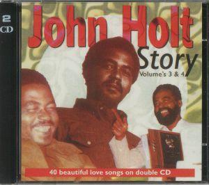 HOLT, John - John Holt Story Volume 3 & 4
