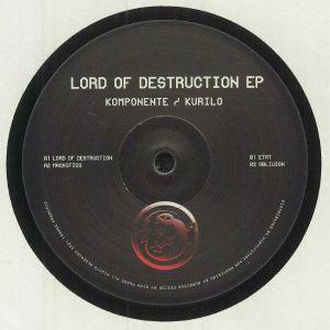 KOMPONENTE/KURILO - Lord Of Destruction EP