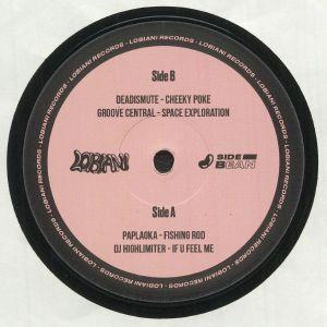 PAPLAOKA/DJ HIGHLIMITER/DEADISMUTE/GROOVE CENTRAL - LOBIANI 001