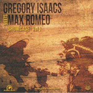 Gregory Isaacs / Max Romeo - Showcase Vol 1