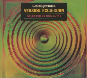 LETTS, Don/VARIOUS - Version Excursion
