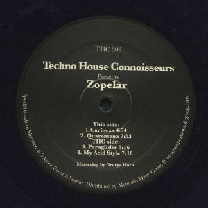 ZOPELAR - THC 303