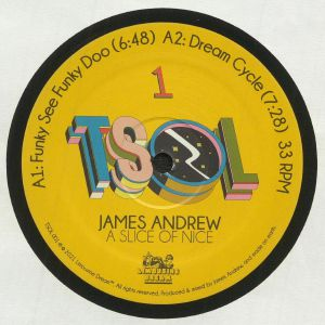 James Andrew - A Slice Of Nice