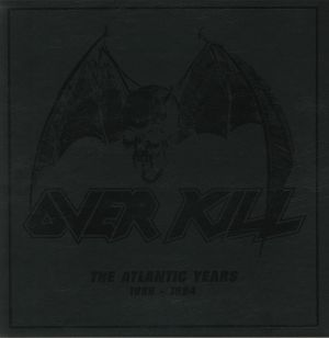 OVERKILL - The Atlantic Years: 1986-1994 (remastered)