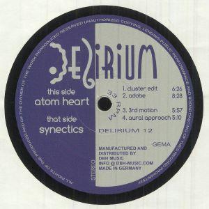 ATOM HEART/SYNECTICS - DEL 12 (remastered)