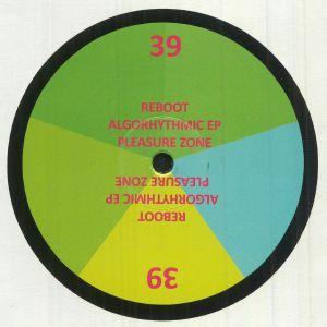 REBOOT - Algorhythmic EP