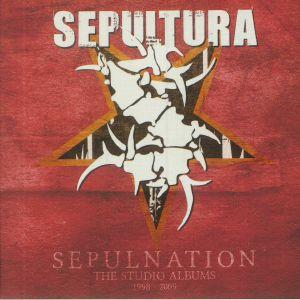 SEPULTURA - Sepulnation: The Studio Albums 1998-2009 (remastered)