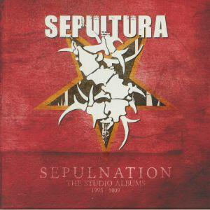 SEPULTURA - The Studio Albums 1998-2009 (half-speed remastered)