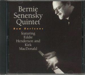 BERNY SENENSKY QUINTET - New Horizons