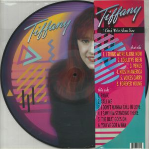 TIFFANY - I Think We're Alone Now