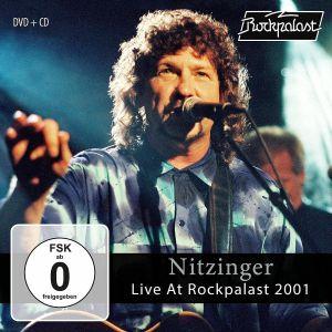 NITZINGER - Live At Rockpalast 2001