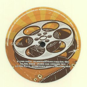 PHIL DISCO - Motor Disco EP (B-STOCK)