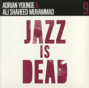 Adrian Younge / Ali Shaheed Muhammad - Jazz Is Dead 9: Instrumentals