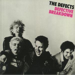 DEFECTS, The - Defective Breakdown (reissue)