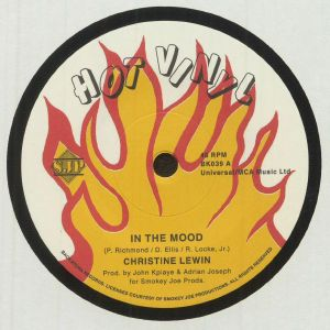 LEWIN, Christine/TRICIA DEAN - In The Mood/Don't Let It Go To Your Head