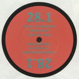 DUDLEY STRANGEWAYS - Er Fracas EP
