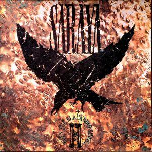 SARAYA - When The Blackbird Sings (reissue)