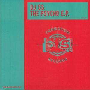 Dj Ss - The Psycho EP