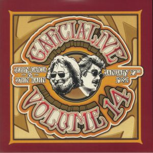 Jerry Garcia - Garcialive Vol 14: January 27th 1986 The Ritz