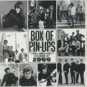 VARIOUS - Box Of Pin Ups: The British Sounds Of 1965