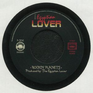 The Egyptian Lover - Rockin' Planets