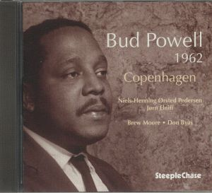POWELL, Bud - 1962 Copenhagen