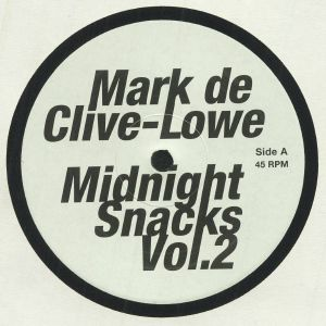 Mark De Clive Lowe - Midnight Snacks Vol 2