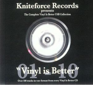 Various - Vinyl Is Better: The Complete Vinyl Is Better USB Collection