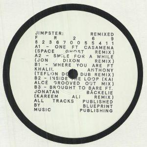 Jimpster - Jimpster Remixed EP